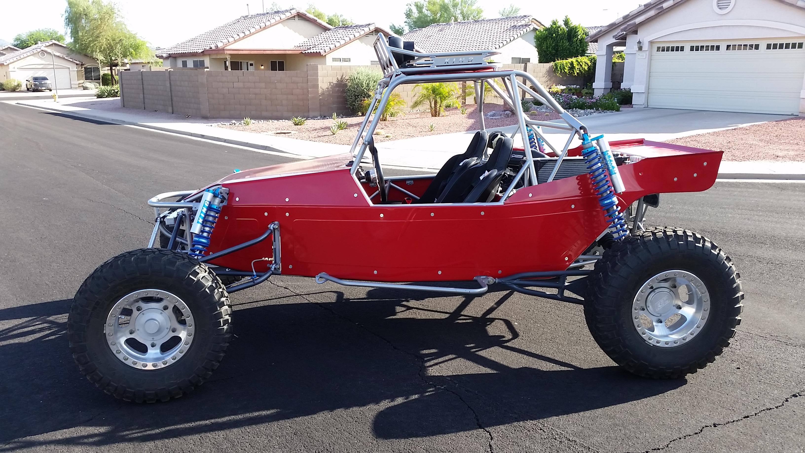 King Sand Car #75 Dual Sport for Sale - Sandrails for sale - Dumont ...