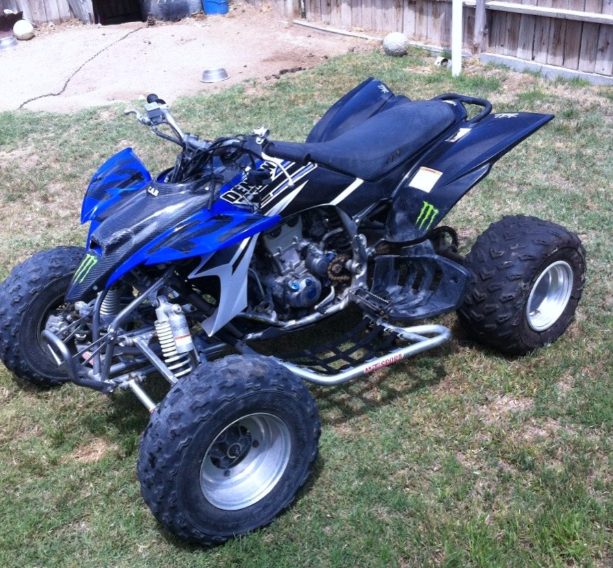 List of 2004 yamaha yfz 450 atvs for autos weblog for Yamaha atv for sale used