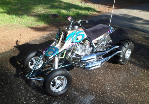 Hill Shooter Drag Quad For Sale Atv S Motorcycles For