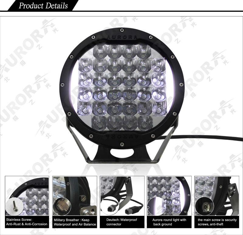 post-4378-0-40340600-1403464546_thumb.jp  sc 1 st  Dumont Dune Riders & Aurora 9u0027u0027 Round Led Light $340 Each Spot - Sandrails for sale ...