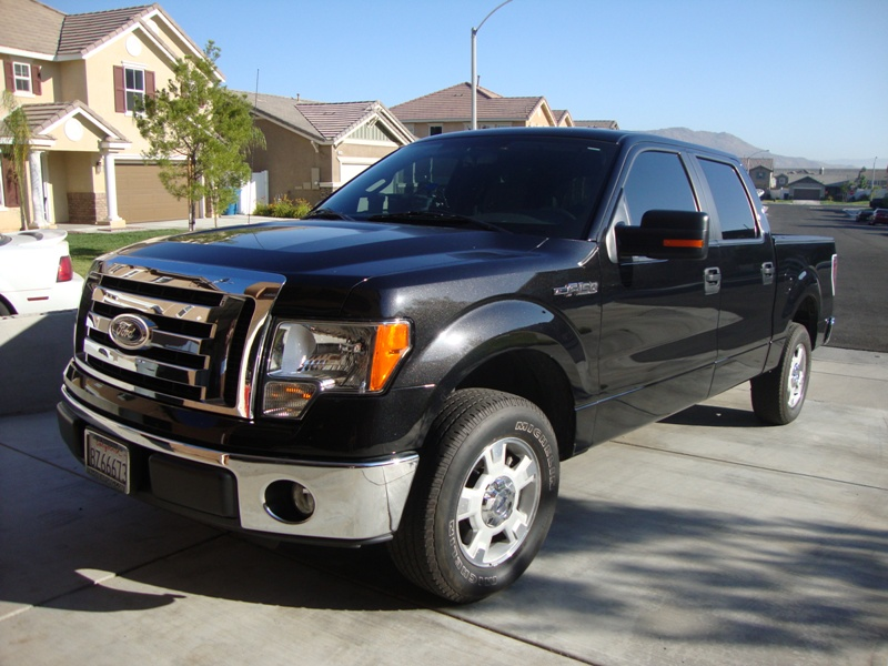 2010 ford f150 supercrew xlt trucks autos for sale. Black Bedroom Furniture Sets. Home Design Ideas
