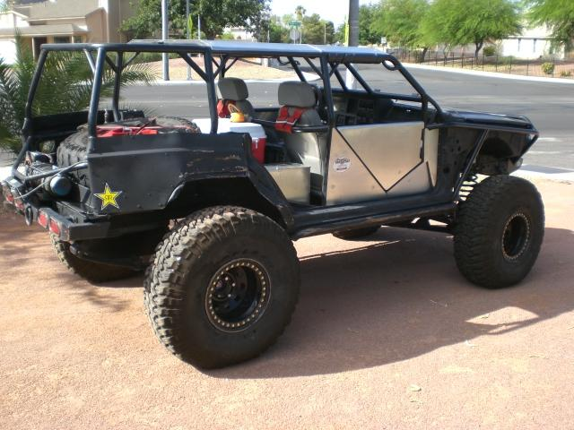 1991 Jeep Cherokee Xj Rock Crawler Currie Axles Lockers