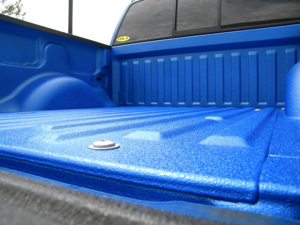Colored Bed Liner Paint >> Line-X Bedliner On Sale Through 7/31/2014 - Truck, Jeep, & Car talk - Dumont Dune Riders