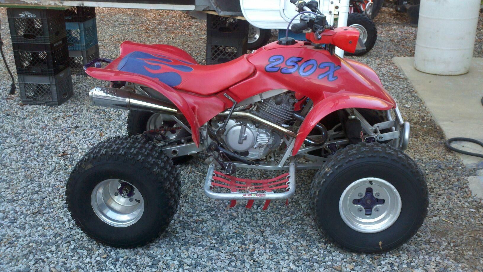 87 Honda 250X - ATV's/ Motorcycles for sale - Dumont Dune Riders