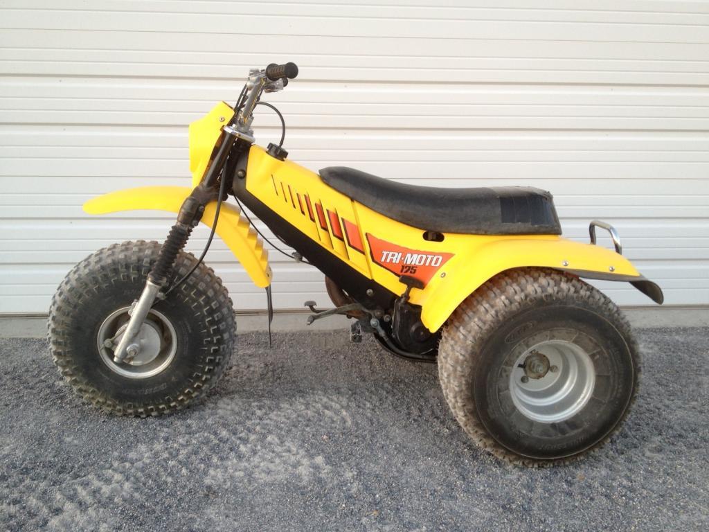 Yamaha Tri Moto  Three Wheeler For Sale