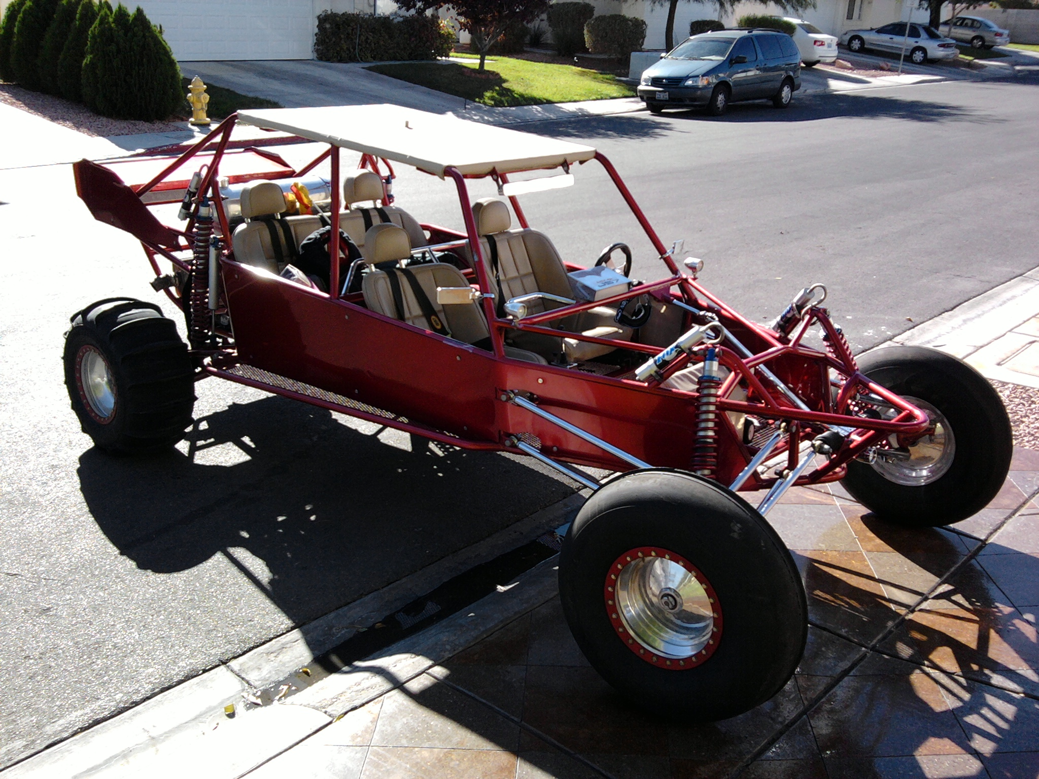 Sand Rail Trunk : Sand rail mazda b seater sandrails for sale dumont