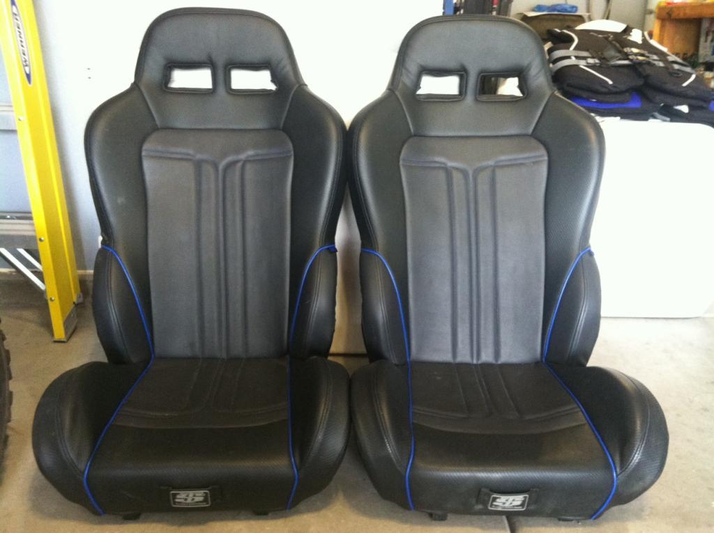 Twisted Stitch Vortex RZR Seats - Side x Sides for sale ...
