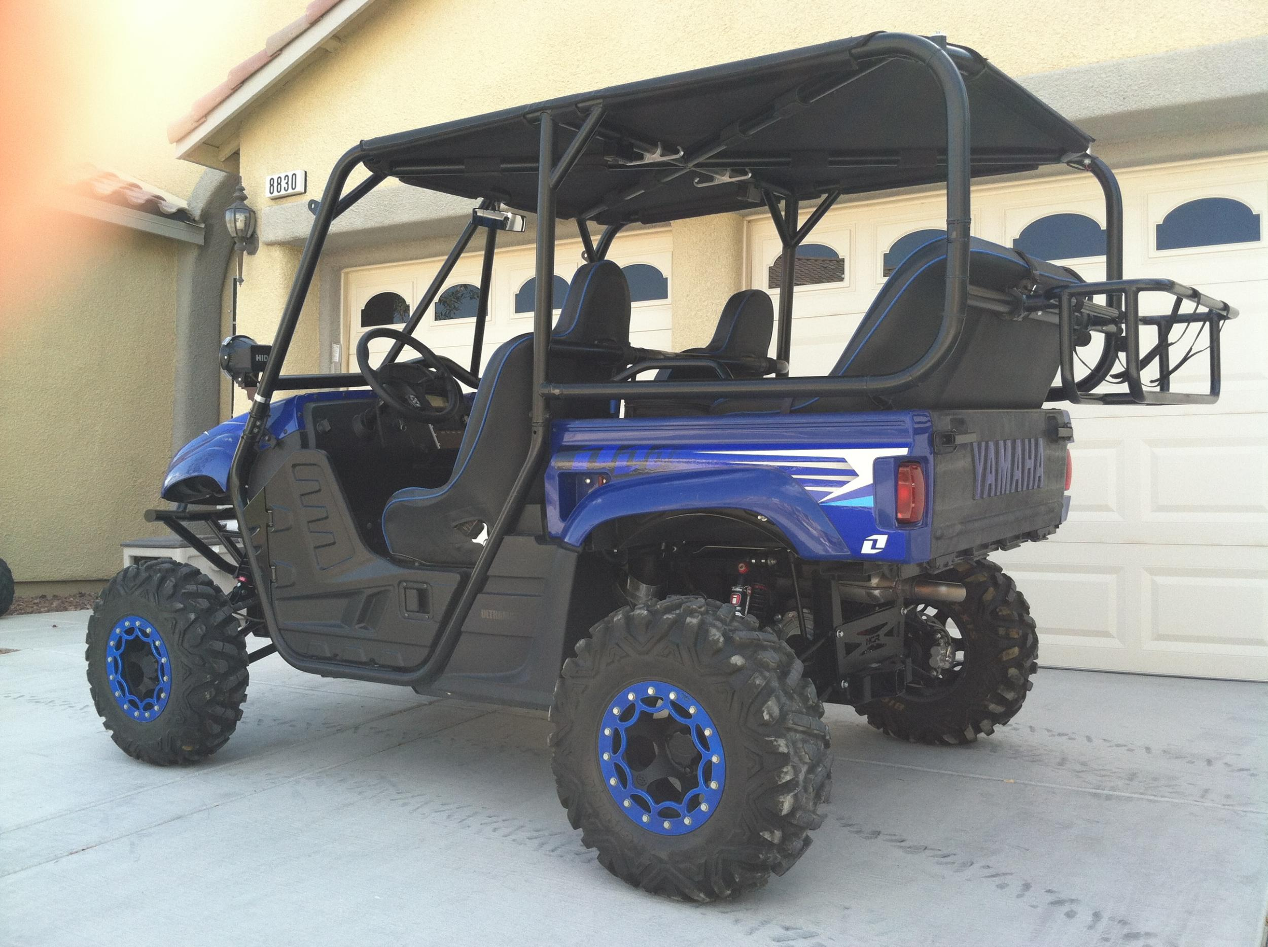 2008 yamaha rhino four seater 10 000 side x sides for sale dumont dune riders. Black Bedroom Furniture Sets. Home Design Ideas