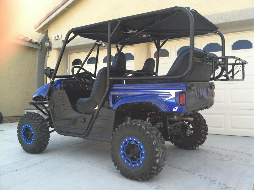 2008 yamaha rhino four seater 10 000 side x sides for for Yamaha side by sides