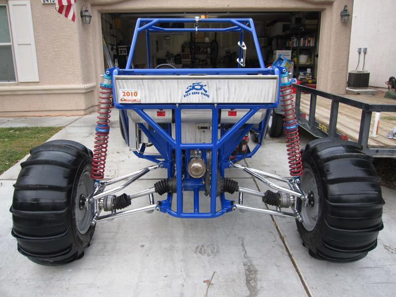 Sand Rail Trunk : Hayabusa powered sand rail sold sandrails for