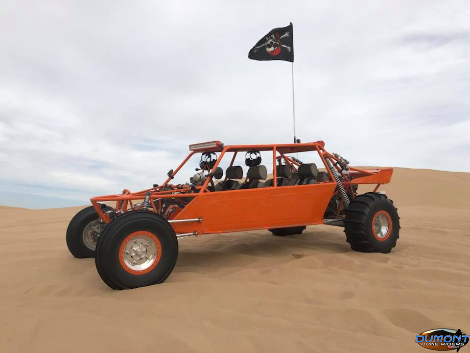 2002 SU Sand car.