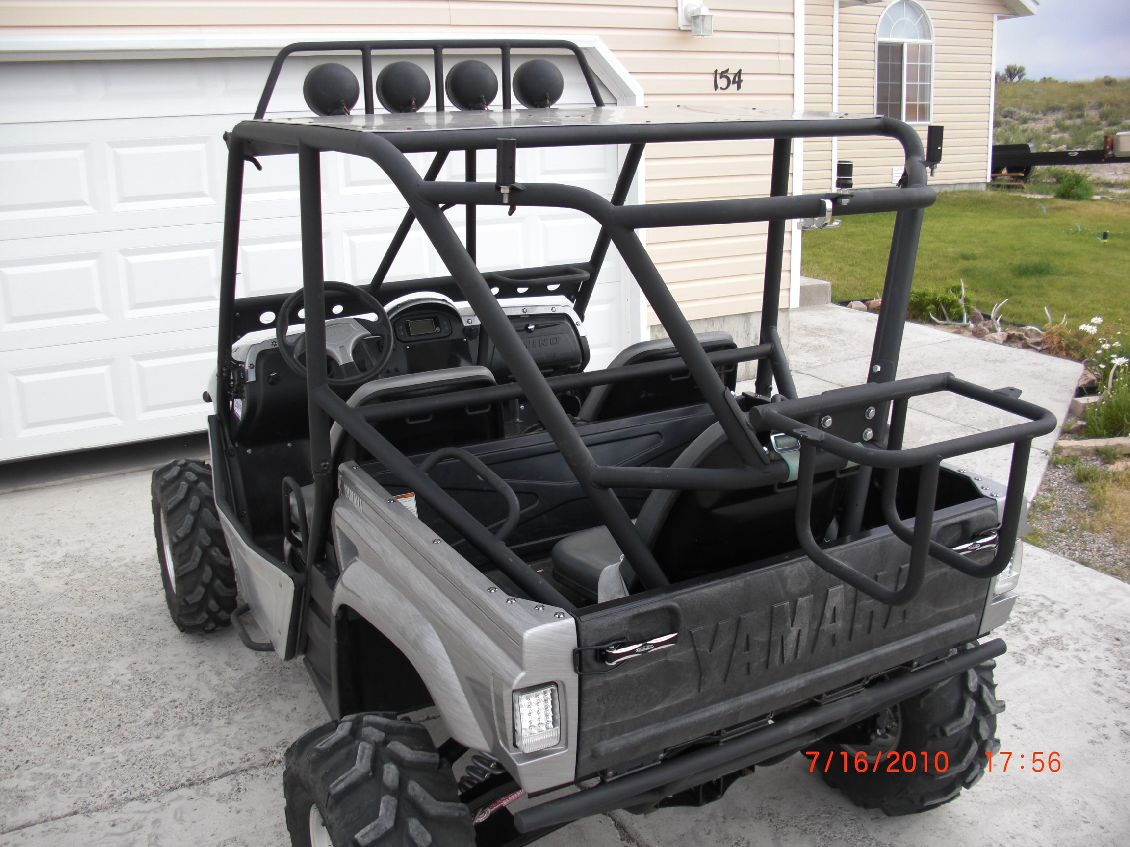 Yamaha Rhino Front Bumper For Sale