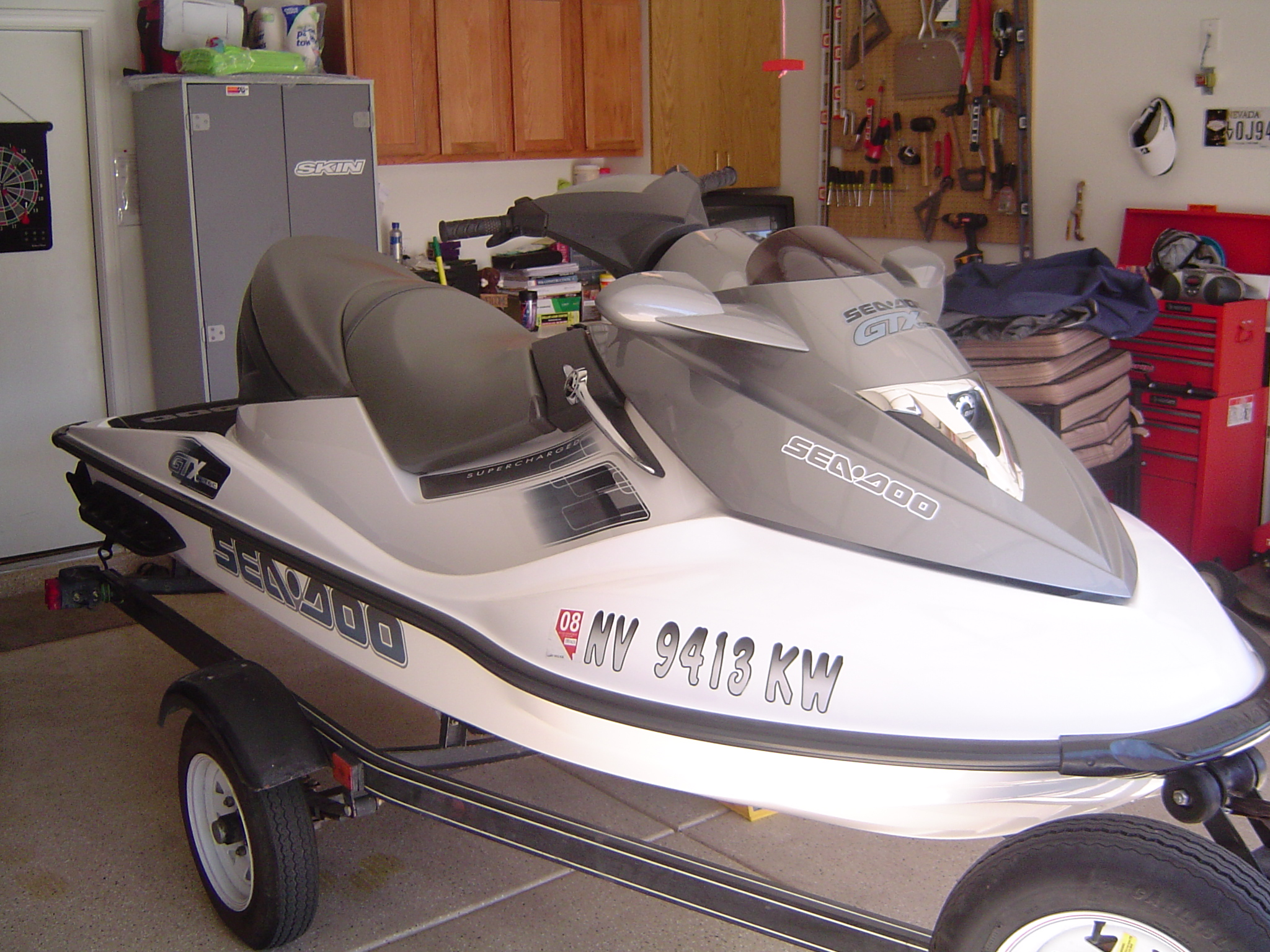 2006 Seadoo GTX Supercharged Watercraft for sale