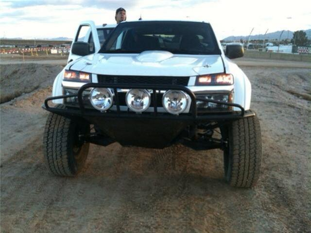 08 chevy colorado 4 door prerunner - Trucks & Autos for ...