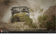 VIDEO:  Can-Am Maverick 1000R Desert Racing Highlight Reel