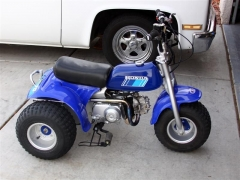 Honda ATC 70's
