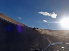 old skool dune run/ cruise with Tommy leading