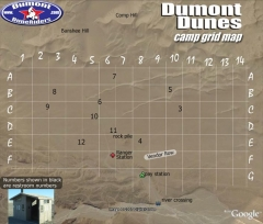 Dumont grid map