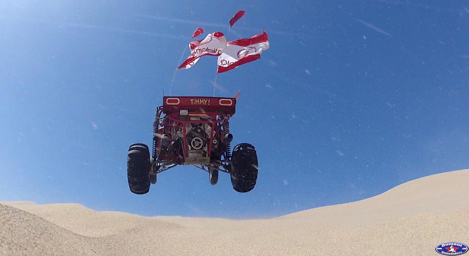 timmy jumping at Taladega! Go Pro!