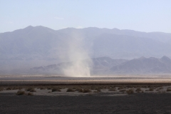 one of many dust devils