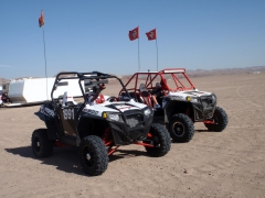 Rob & Jeff in their XP's on Saturday
