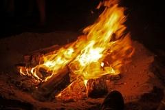 Fri night fire