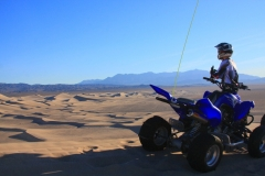 ready to hit those dunes