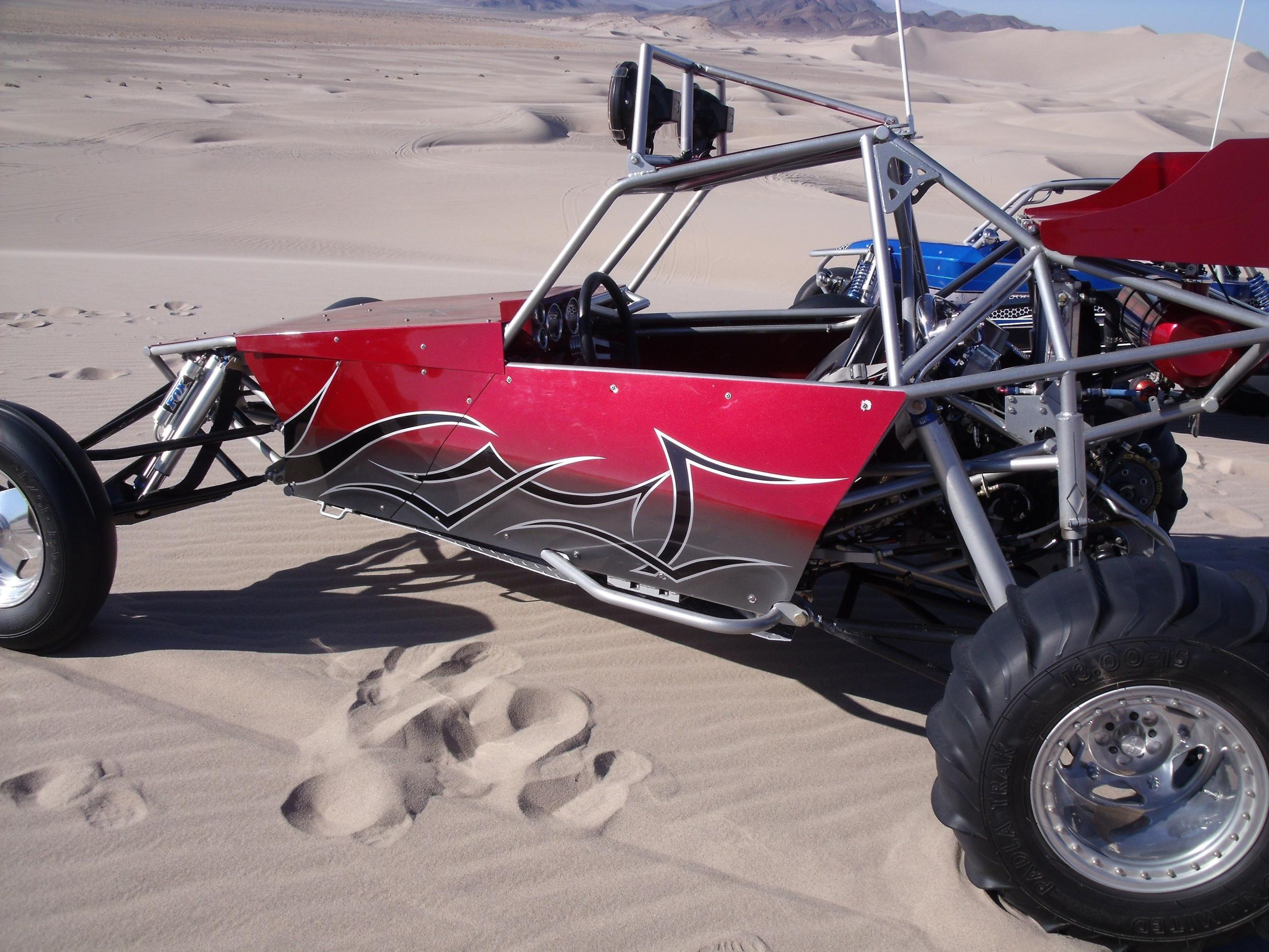 SINISTER TURBO CHARGED HAYABUSA SAND RAIL FOR SALE