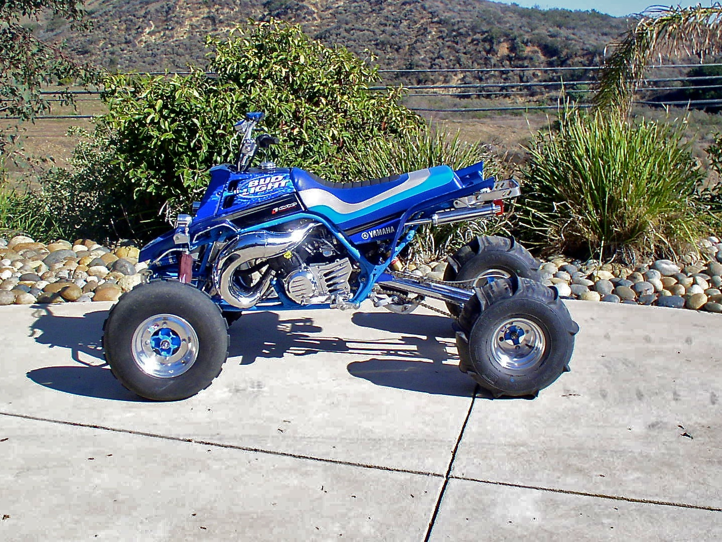 2002 Banshee with 510cc Cheetah Motor - ATV's/ Motorcycles