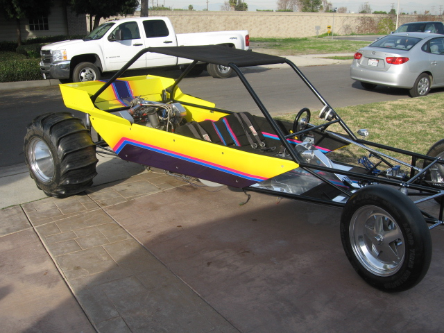 im looking for a mid engine vw    - Sandrails for sale - Dumont Dune