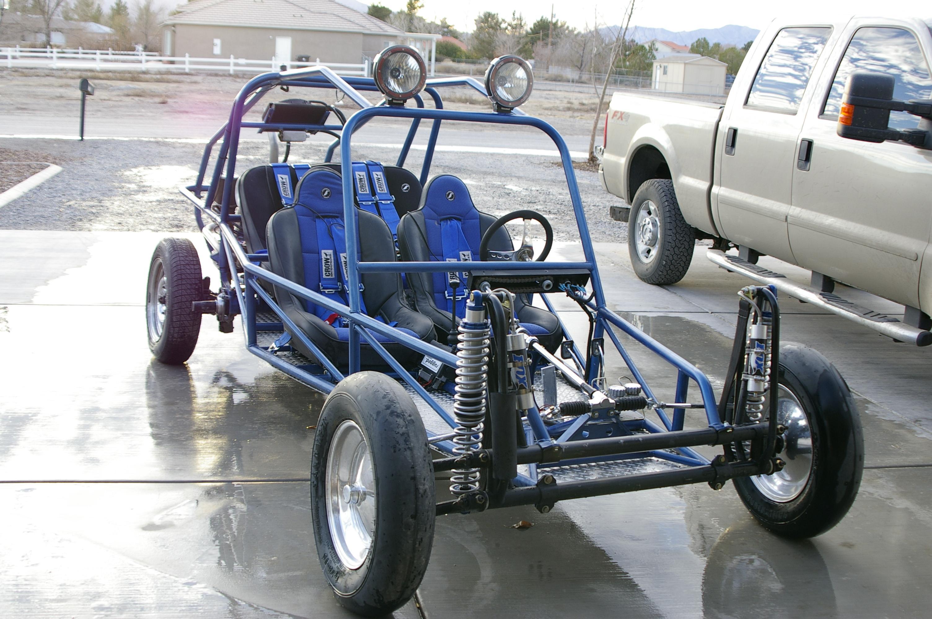 Vw Powered 4 seat sand rail - Sandrails for sale - Dumont
