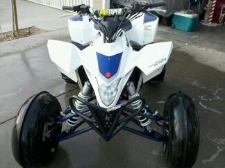 2006 SUZUKI LTR 450! - ATV's/ Motorcycles for sale - Dumont