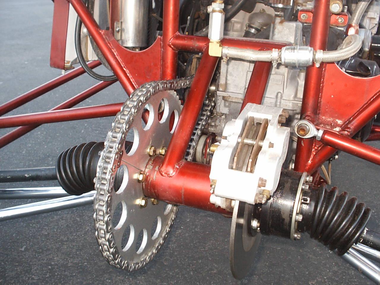 Short sand car build live axle question - Sandrail Talk - Dumont