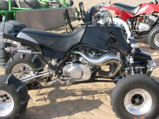 yamaha banshee - ATV's/ Motorcycles for sale - Dumont Dune