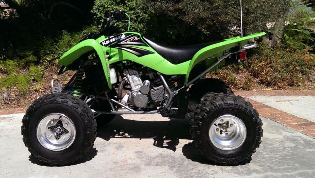 2004 Kawasaki KFX 400 - ATV's/ Motorcycles for sale - Dumont Dune Riders