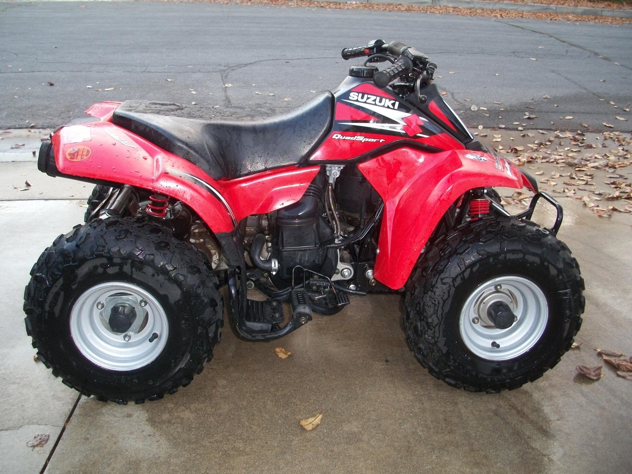 2006 Suzuki LT80 - ATV's/ Motorcycles for sale - Dumont Dune
