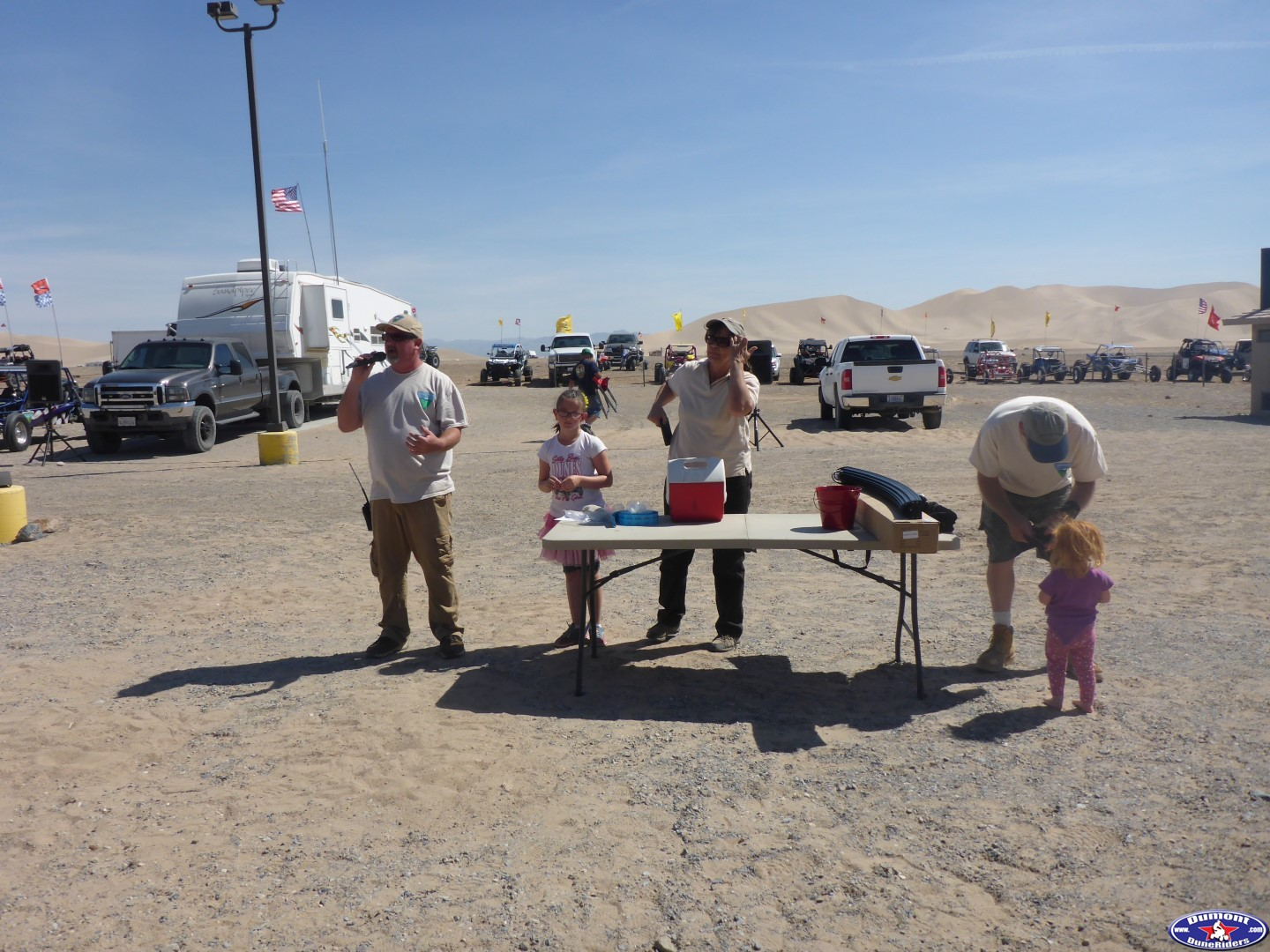 15th Annual Dumont Dunes Cleanup
