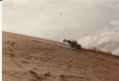 Running the face of Dumont Presidents Week end 1977