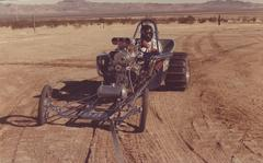 Another View of Sand Dragster