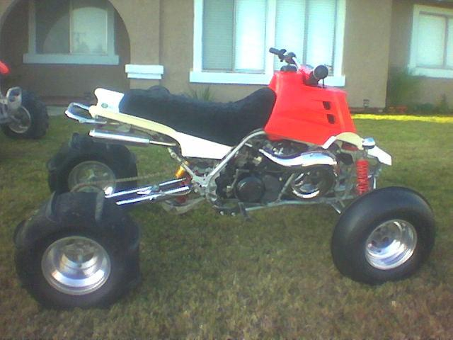 Built Banshee for sale or trade - ATV's/ Motorcycles for sale