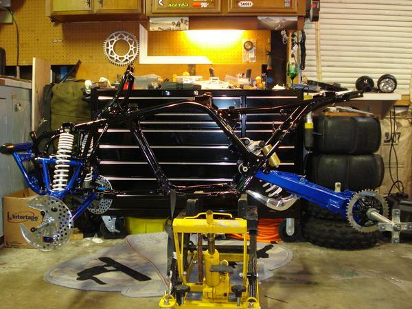 Banshee motor advise - ATV / Motorcycle Talk - Dumont Dune