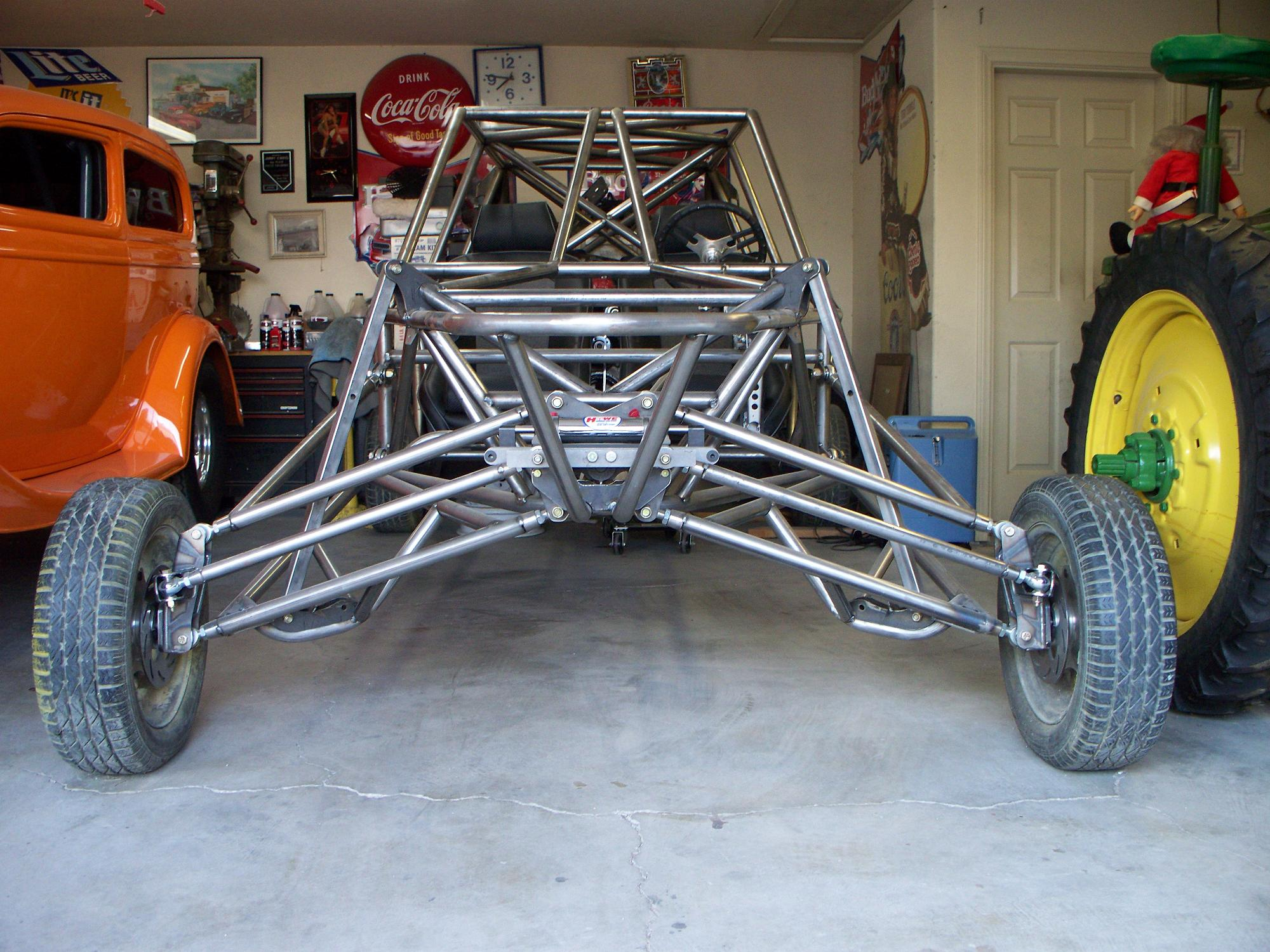 V8 mid-engine sandrail project car for sale - Sandrails for